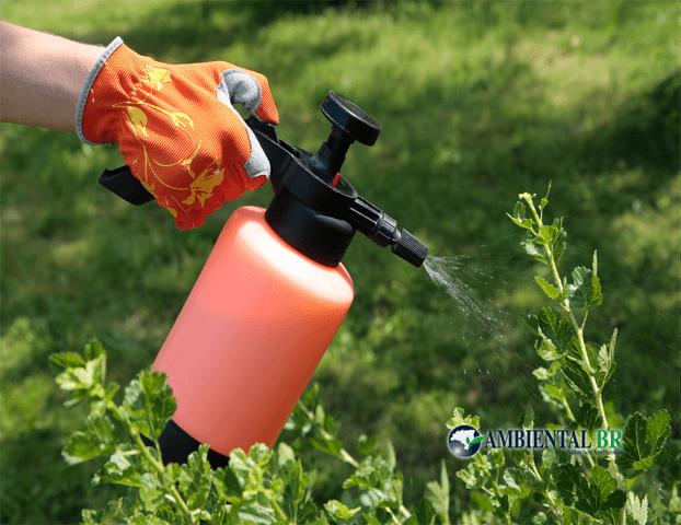 Controle de pragas urbanas para hortas e jardins