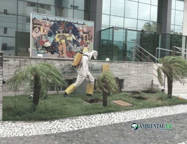 Controle de pragas em Porto Alegre para condomínios comerciais e residenciais